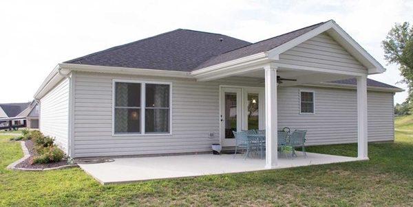 Jenis Rumah Berdasarkan Orientasi Bangunan