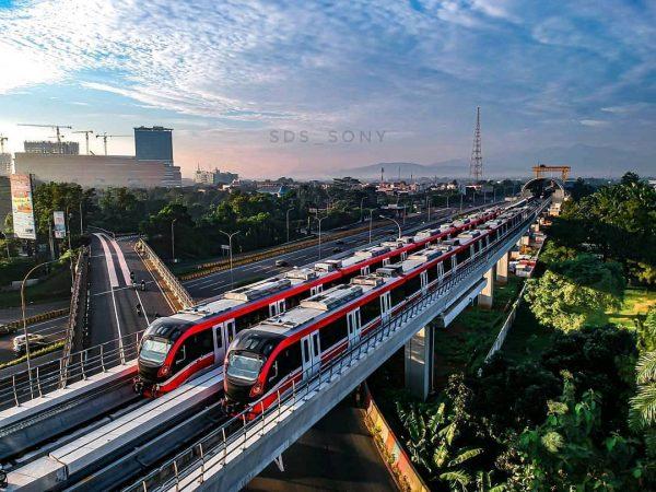 Proyek LRT Beroperasi Tahun Depan, Unit Apartemen Di Kawasan TOD Ini Kian Diminati